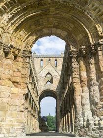Jedburgh Abbey, Scotland von Danita Delimont