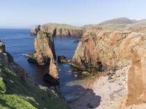Muckle Roe, Shetland Islands, Scotland by Danita Delimont
