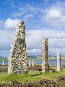 Ring of Brodgar, Orkney, Scotland by Danita Delimont
