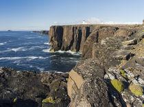 Landscape on Eshaness, Shetland, Scotland by Danita Delimont