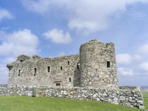 Island of Unst, Muness Castle, Shetland Inseln, UK by Danita Delimont