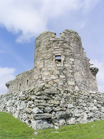 Island of Unst, Muness Castle, Shetland Inseln, UK von Danita Delimont