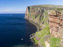 The island of Hoy, Orkney Islands, Scotland, UK von Danita Delimont
