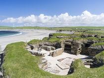 Skara Brae, Orkney Scotland by Danita Delimont
