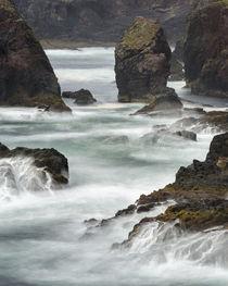 Landscape at Eshaness, Shetland, Scotland by Danita Delimont