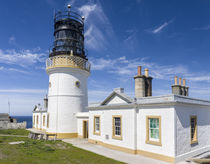 Sumburgh Head Lighthouse, Shetland Islands, Scotland by Danita Delimont