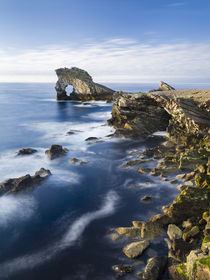 Foula part of the Shetland Islands, Scotland by Danita Delimont