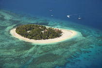 Beachcomber Island Resort, Mamanuca Islands, Fiji, South Pac... von Danita Delimont