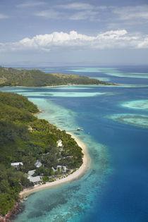 Malolo Island Resort, Malolo Island, Mamanuca Islands, Fiji,... von Danita Delimont