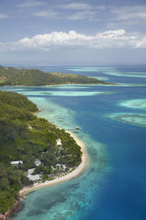 Malolo Island Resort, Malolo Island, Mamanuca Islands, Fiji,... by Danita Delimont