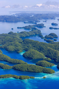 Rock Islands, Palau von Danita Delimont