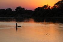 Brazil, Mato Grosso, The Pantanal, Rio Cuiaba von Danita Delimont