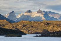 Chile, Magallanes Region, Torres del Paine National Park, La... by Danita Delimont
