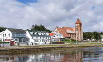 Stanley, the capital of the Falkland Islands von Danita Delimont