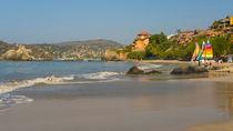 Playa La Ropa, Zihuataneo, Guerrero, Mexico von Danita Delimont