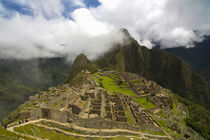 Machu Picchu, Cusco Region, Urubamba Province, District, Peru by Danita Delimont