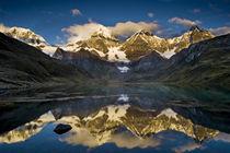 Mount Alpamayo in Ancash Region, Cordillera Blanca, Andes Mo... by Danita Delimont