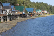 USA, Alaska, Tenakee Springs by Danita Delimont