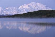 Alaska Statehood Statue, Anchorage, Alaska by Danita Delimont