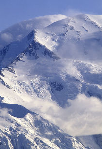 USA, Alaska, Mount McKinley, Denali National Park by Danita Delimont