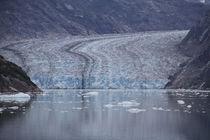 USA Alaska InsidePassage Glacier von Danita Delimont