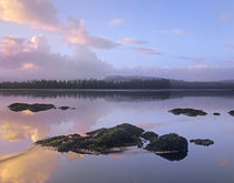 Sunrise at Kopreanof Island, Tongass National Forest, Alaska von Danita Delimont