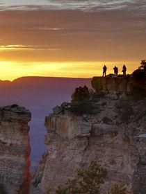 USA, Arizona, Grand Canyon National Park, Sunrise at Yaki Point von Danita Delimont