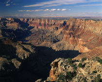 USA, Arizona, View of Grand Canyon National Park at sunset by Danita Delimont