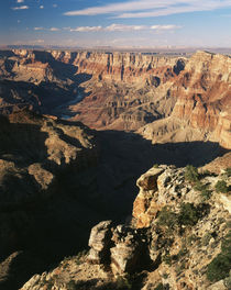 USA, Arizona, View of Grand Canyon National Park at sunset von Danita Delimont