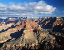 USA, Arizona, Grand Canyon National Park, Grand Canyon seen ... by Danita Delimont