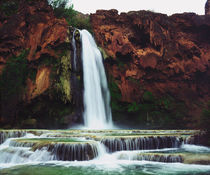 Havasupai Indian reservation by Danita Delimont