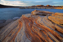 USA, Arizona, Lake Powell, Glen Canyon National Recreation A... by Danita Delimont