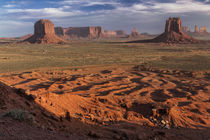 USA, Arizona, Monument Valley, Artist Point by Danita Delimont