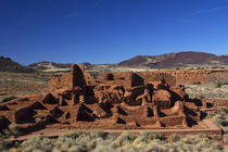 Wupatki Pueblo by Danita Delimont