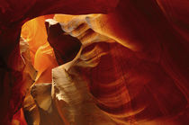 Slot Canyon, Upper Antelope Canyon, Page, Arizona, USA von Danita Delimont