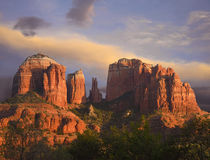 Cathedral Rock near Sedona, Arizona, USA by Danita Delimont