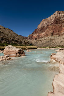 Little Colorado River intersection with the Colorado River von Danita Delimont