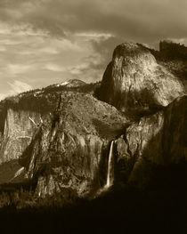 USA, California, Yosemite National Park, Yosemite Valley, De... by Danita Delimont