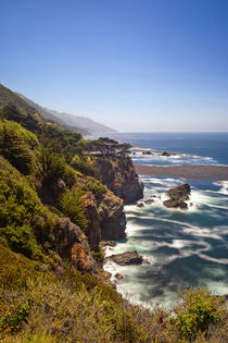 The Big Sur Coastline of California von Danita Delimont