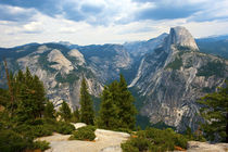 USA, California, Yosemite National Park, Half Dome, North Do... by Danita Delimont