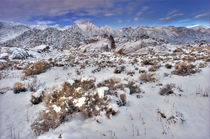 USA, California, Eastern Sierra Mountains, Alabama Hills by Danita Delimont