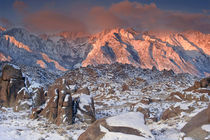 USA, California, Eastern Sierra Mountains by Danita Delimont