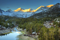 USA, California, Sierra Nevada Range by Danita Delimont