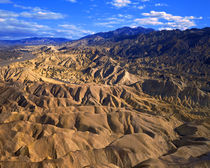 USA, California, Death Valley National Park, Badlands von Danita Delimont