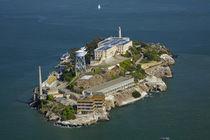 USA, California, San Francisco, Alcatraz Island, former maxi... by Danita Delimont