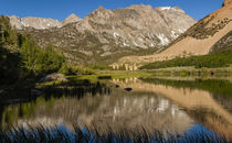 North Lake at Early Morning in the Bishop Creek Drainage von Danita Delimont