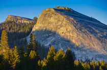 Yosemite National Park, CA, Lembert Dome in Evening Glow by Danita Delimont