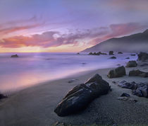 Kirk Creek Beach, Big Sur, California, USA by Danita Delimont