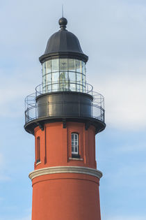 USA, Florida, Ponce Inlet, Ponce de Leon Inlet Lighthouse. by Danita Delimont