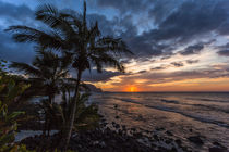 A beautiful sunset Princeville, HI by Danita Delimont